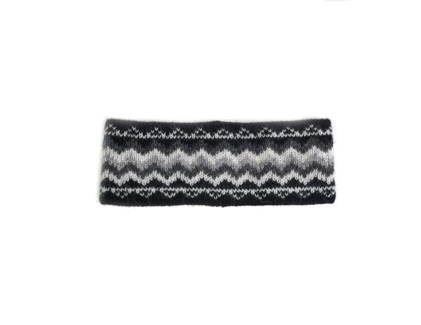 fanney-headband-black