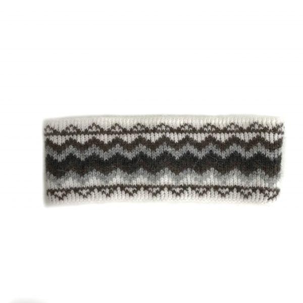 fanney-headband-white